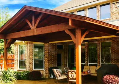 Compass Landscape and Pavers - Patio Covers and Pergolas